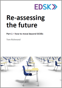 RE-ASSESSING THE FUTURE (PART 1)